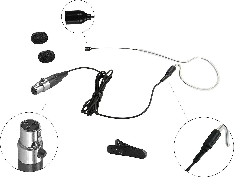 Pyle-Pro Ear Hanging Head Set Microphone