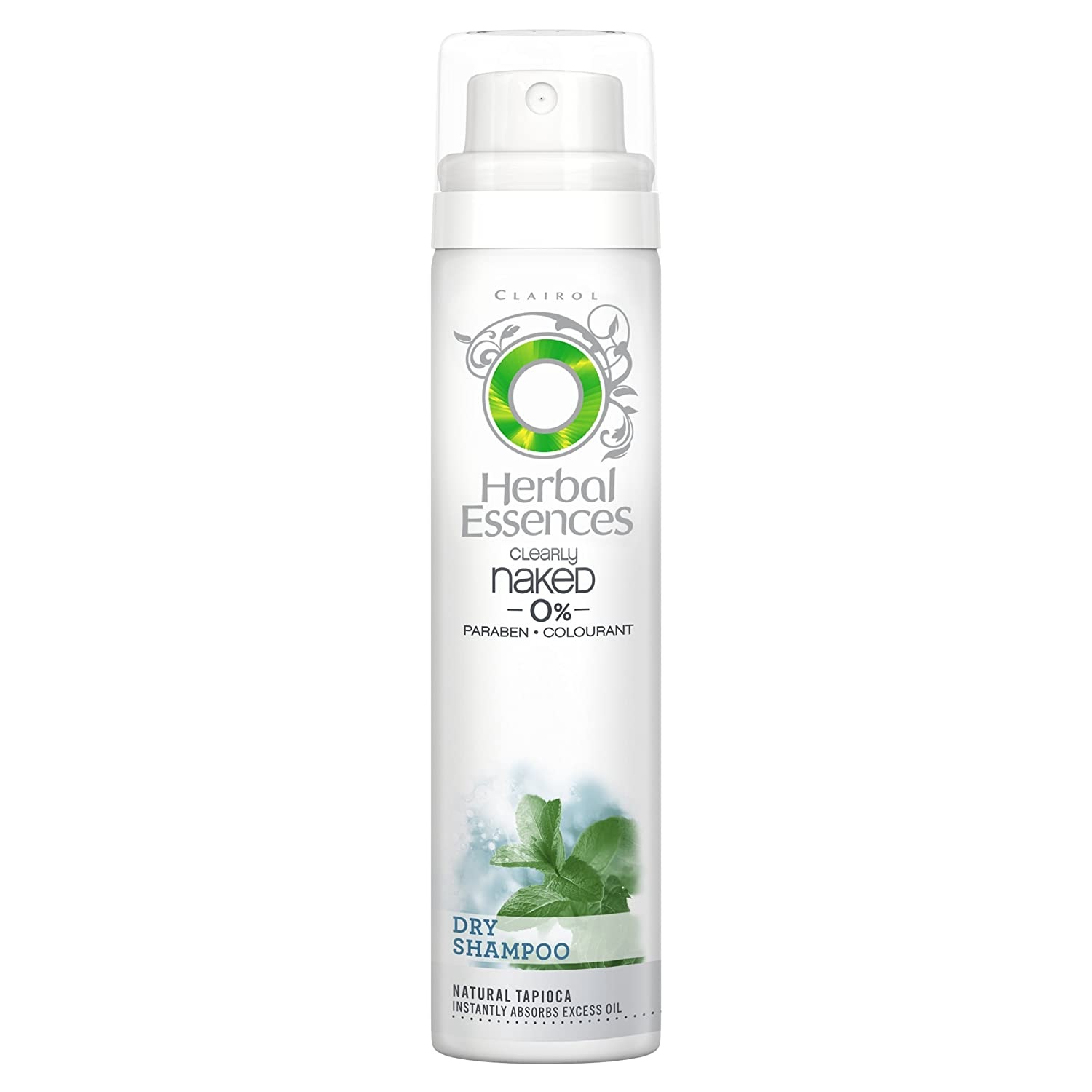 Herbal Essences chiaramente nudo (0%) shampoo secco, no Water – 65 ml no Water - 65 ml P&G 81467207