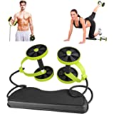 DAS Leben Jump Trainer Resistance Bands set Fitness Tubes Speed Agility Training Strength