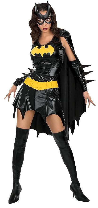 Desconocido Rubies 3888440 Batgirl- Disfraz para mujer, L: Amazon.es: Juguetes y juegos
