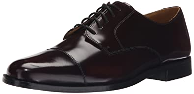 Cole Haan Men's Caldwell Lace-Up, Burgundy, ...
