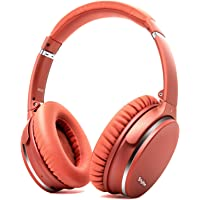 Noise Cancelling Headphones Wireless Bluetooth 5.0,Fast Charge Over-Ear Lightweight Srhythm NC35 Headset with…