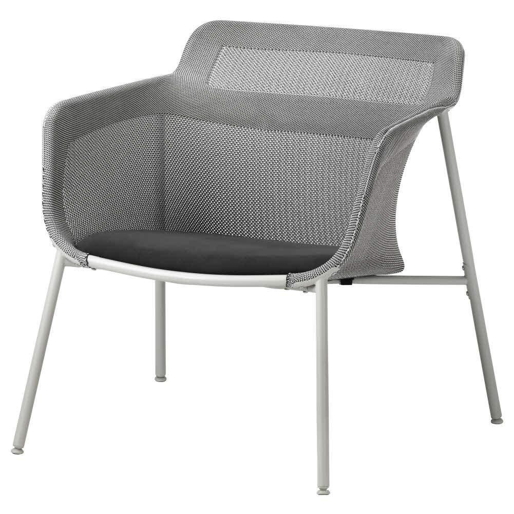 Amazon.com: IKEA PS 2017, Sillón, Gris: Kitchen & Dining
