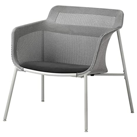 Amazon.com: IKEA PS 2017, Sillón, Gris: Kitchen & Dining