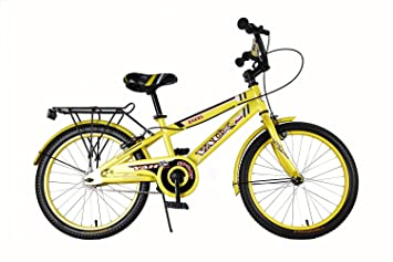 624710deb Image Unavailable. Image not available for. Colour  Vaux Excel 20 quot  Yellow  Kids Bicycle ...