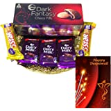 Diwali gift Hamper with Card