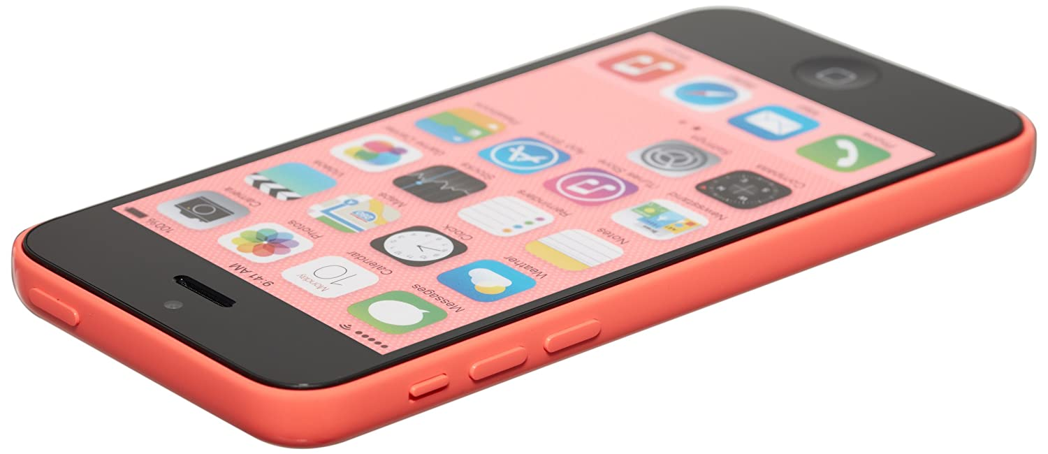 Apple Iphone C Gb Pink