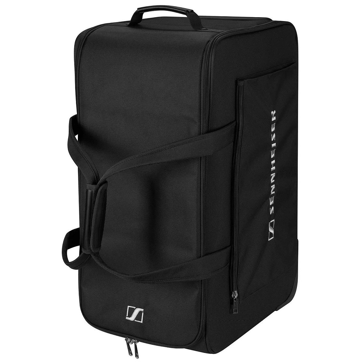 Sennheiser LAB 500 Trolley Bag Trolley Bag for Sennheiser LSP 500 Pro PA System Retractable Handle Outside Pockets Wheels
