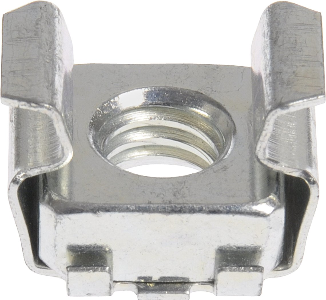 The Hillman Group 44345 10-32 Cage Nut, 12-Pack