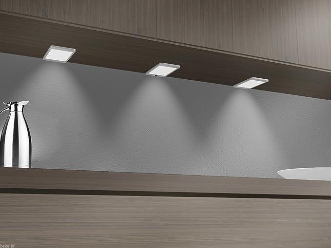 Lampada Sottopensile A Led Set Da 6 Watt Sensore Lampada Da Cucina Faretto Da Incasso Punto