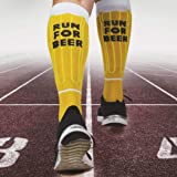 Run For Beer Knee High Half Cushioned Athletic