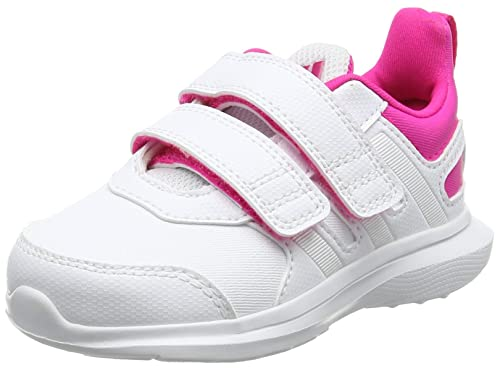 adidas Hyperfast 2.0 CF I, Scarpe da Ginnastica Unisex - bambini, Bianco, 24