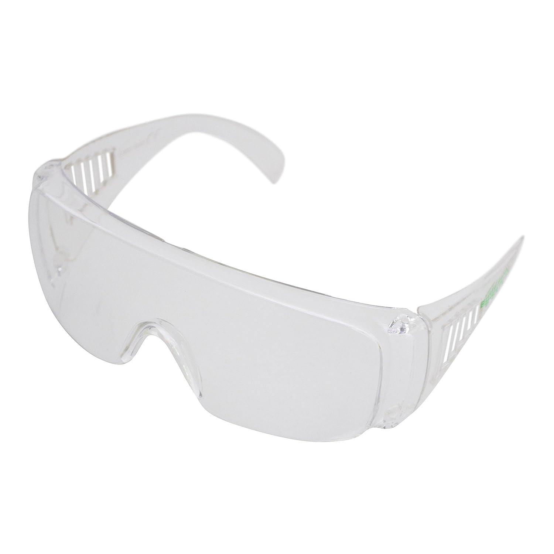 Kinderschutzbrille Arbeitsschutzbrille Brille Sicherheitsbrille Besucherbrille für Kinder UV-Schutz Anti-Scratch Beschichtung Anti-Fog Beschichtung gemäß EN 166:2001 klar 1 Stück Spitzenspannung Elektrotechnik