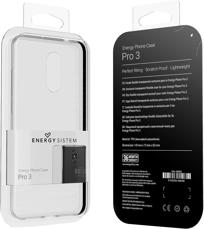 Energy Phone Case Pro 3 - Funda para Smartphone Phone Pro 3 ...