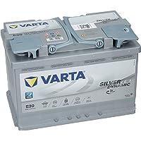VARTA 570901076D852 Startstopp, Grå, 70Ah / 760A