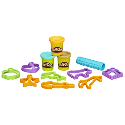 Play-Doh Sweet Shoppe Colorful Cookies: Toys & Games