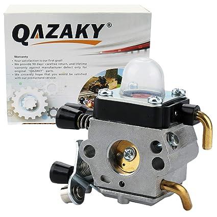 QAZAKY Reemplazo para Carburador Stihl Fc55 Fc75 Fc85 Fs310 Fs38 Fs45 Fs46 Fs55 Fs46C Fs55C Fs74 Fs75 Fs76 Fs80 Fs85 Fs80R Hl45 Hl75 Hs45 Hs75 Hs80