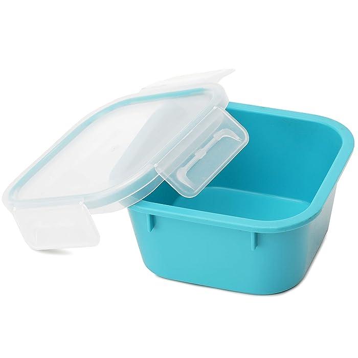 Snapware-Medium Box 300ml Dark Blue