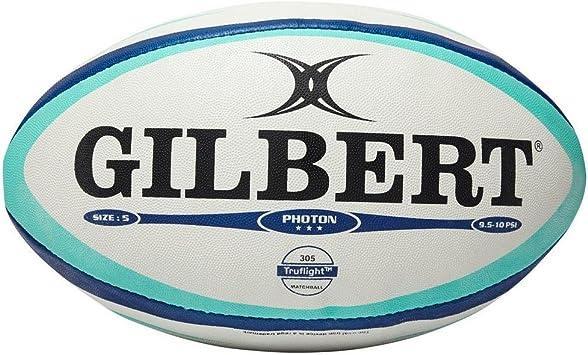 Gilbert Photon - Balón de Rugby para Hombre: Amazon.es ...