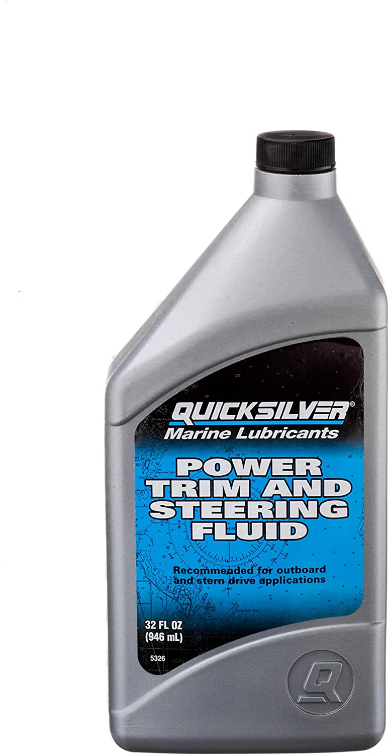 PWR Trim/Steer fluido Quart, pack de 6: Amazon.es: Coche y moto