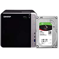 QNAP TS-453BT3 4-Bay Desktop Diskless Network Attached Storage