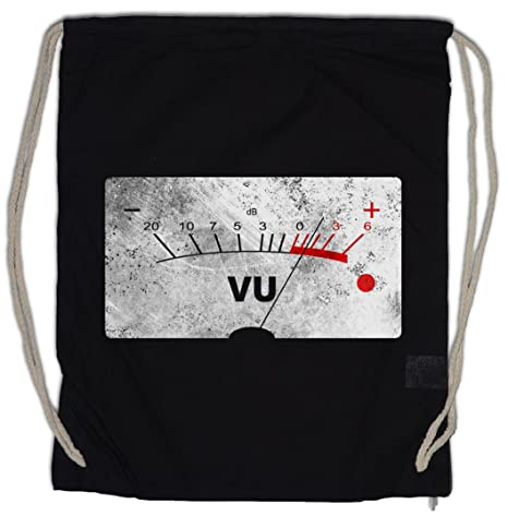 Urban Backwoods VU Volume Units Meter II Bolsa de Cuerdas ...