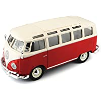 Tavitoys, 1/24 Special VW Samba Blanco y Rojo