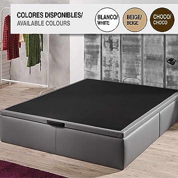 COMODON - Canapé Maxi Beige 110X190 cm
