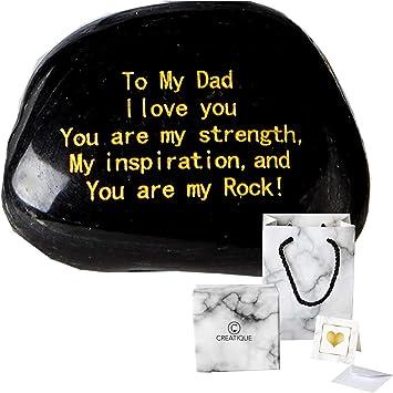Amazon.com: Regalos para el día del padre de hija e hijo ...