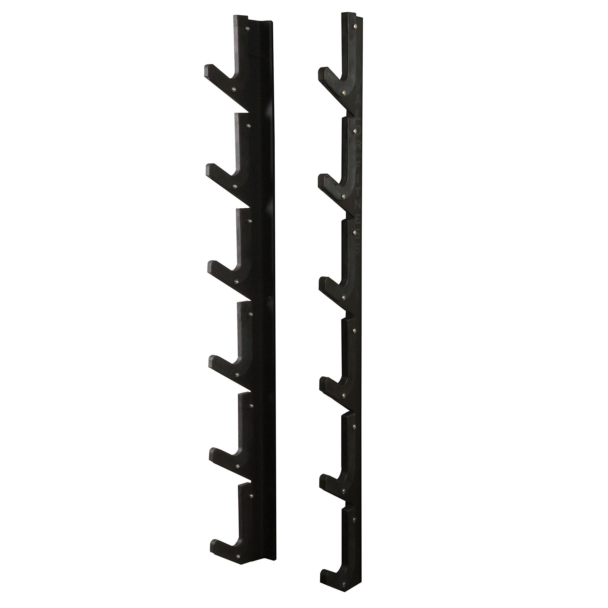 Valor Fitness BH-12 Valorpro Wall Mount bar Rack, Olympic