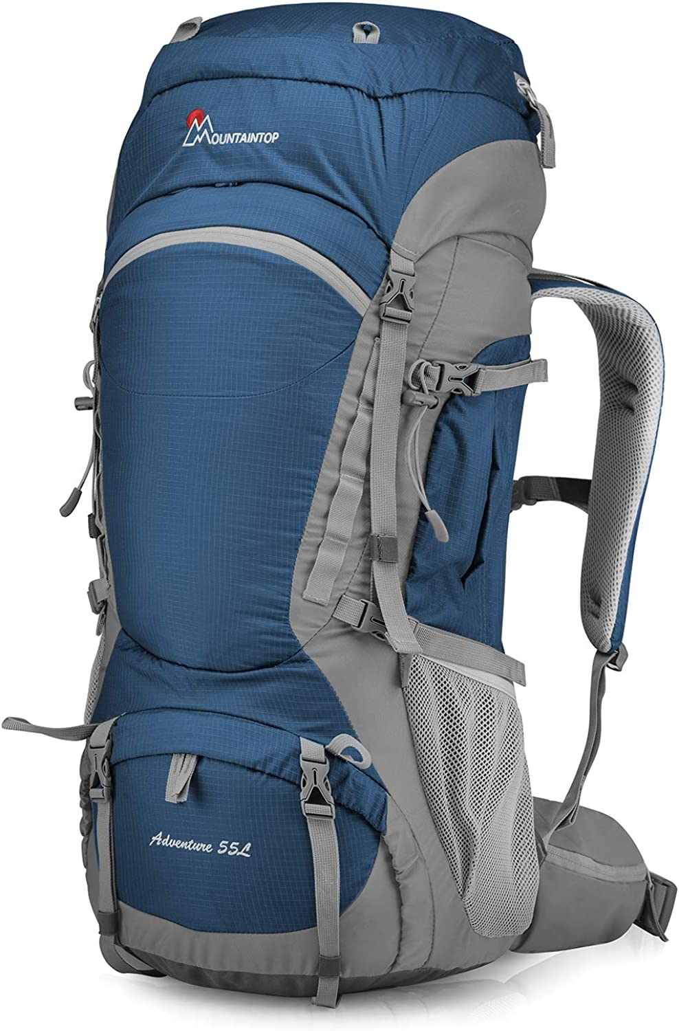 Mountaintop Backpack With Rain Cover