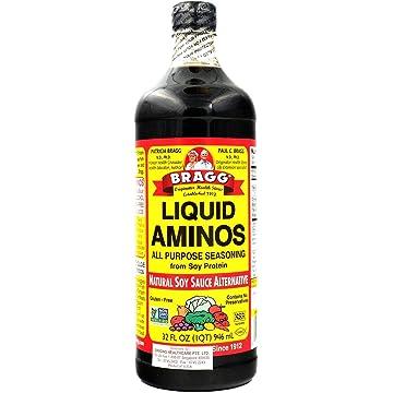 best Bragg Liquid Aminos reviews