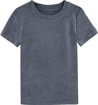 MOMBEBE COSLAND Camiseta para Bebé Niños Niñas 100% Algodón