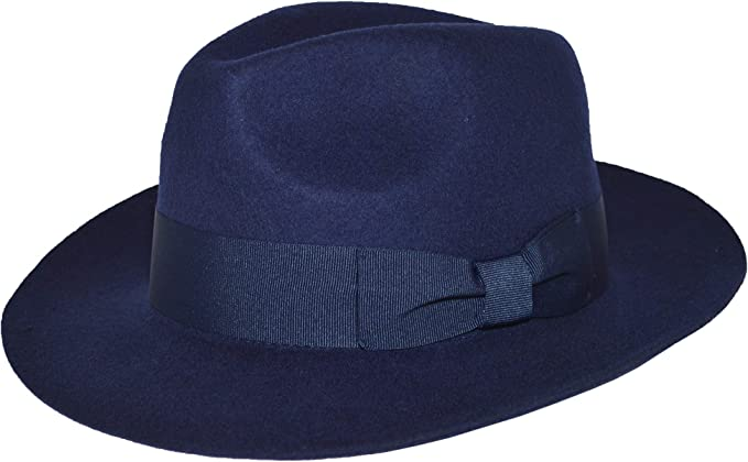 Cappello Fedora Uomo Failsworth