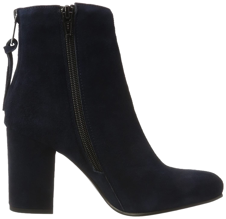 SPM Damen Bendle Ankle (Dk Boot Stiefel Blau (Dk Ankle Navy 012) 9055b1