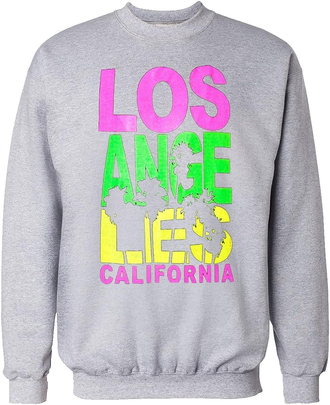 California Los Angeles Designs Unisex Crewneck