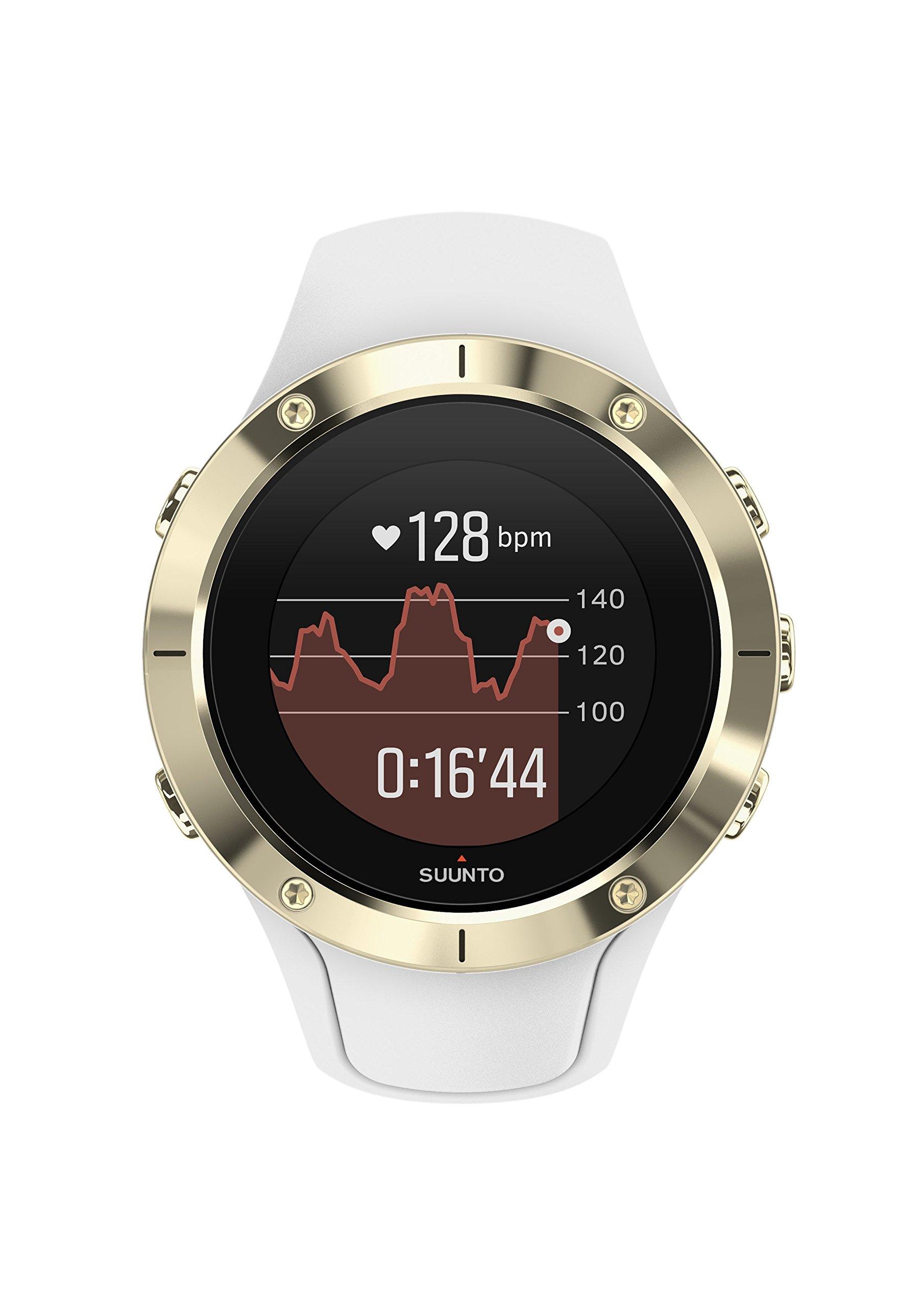 Suunto Spartan Trainer Wrist HR Multisport GPS Watch (Gold) by Suunto (Image #4)