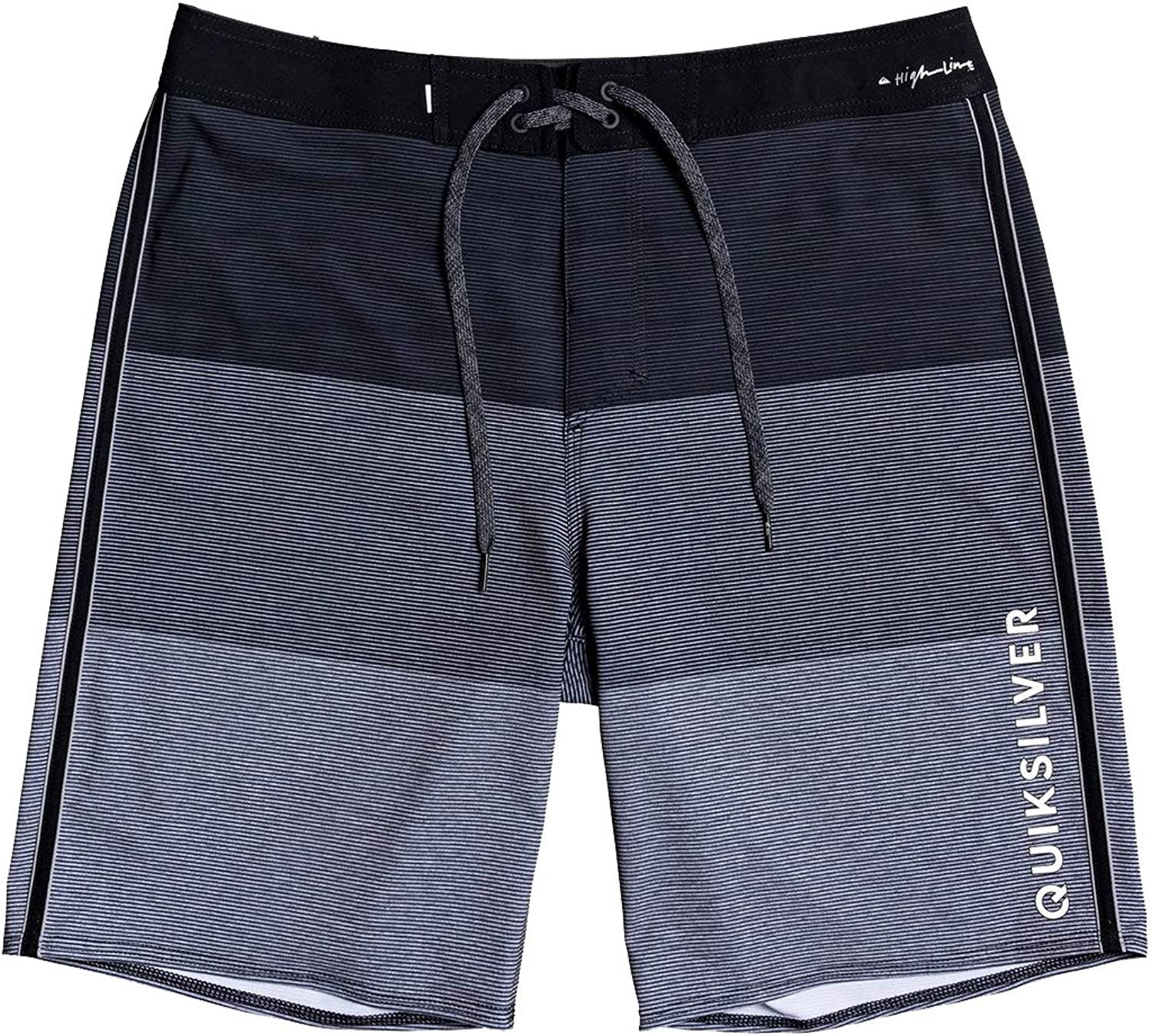 Quiksilver Mens Highline Massive 20 Inch Outseam Stretch Boardshort Swim Trunk