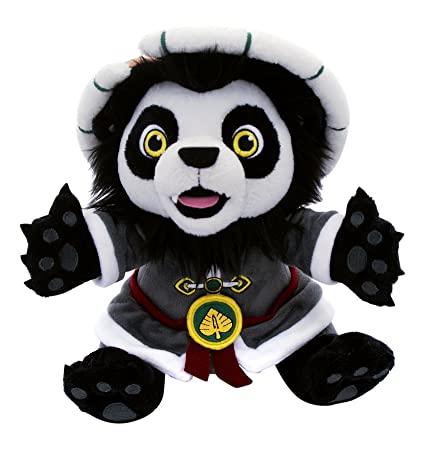 World of Warcraft Lil Chen Pandaren Plush
