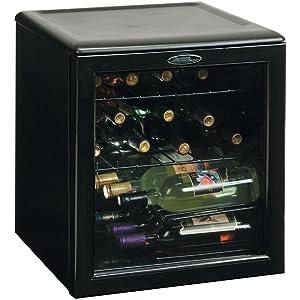 Danby DWC172BL 17-Bottle Counter Top Wine Cooler 2
