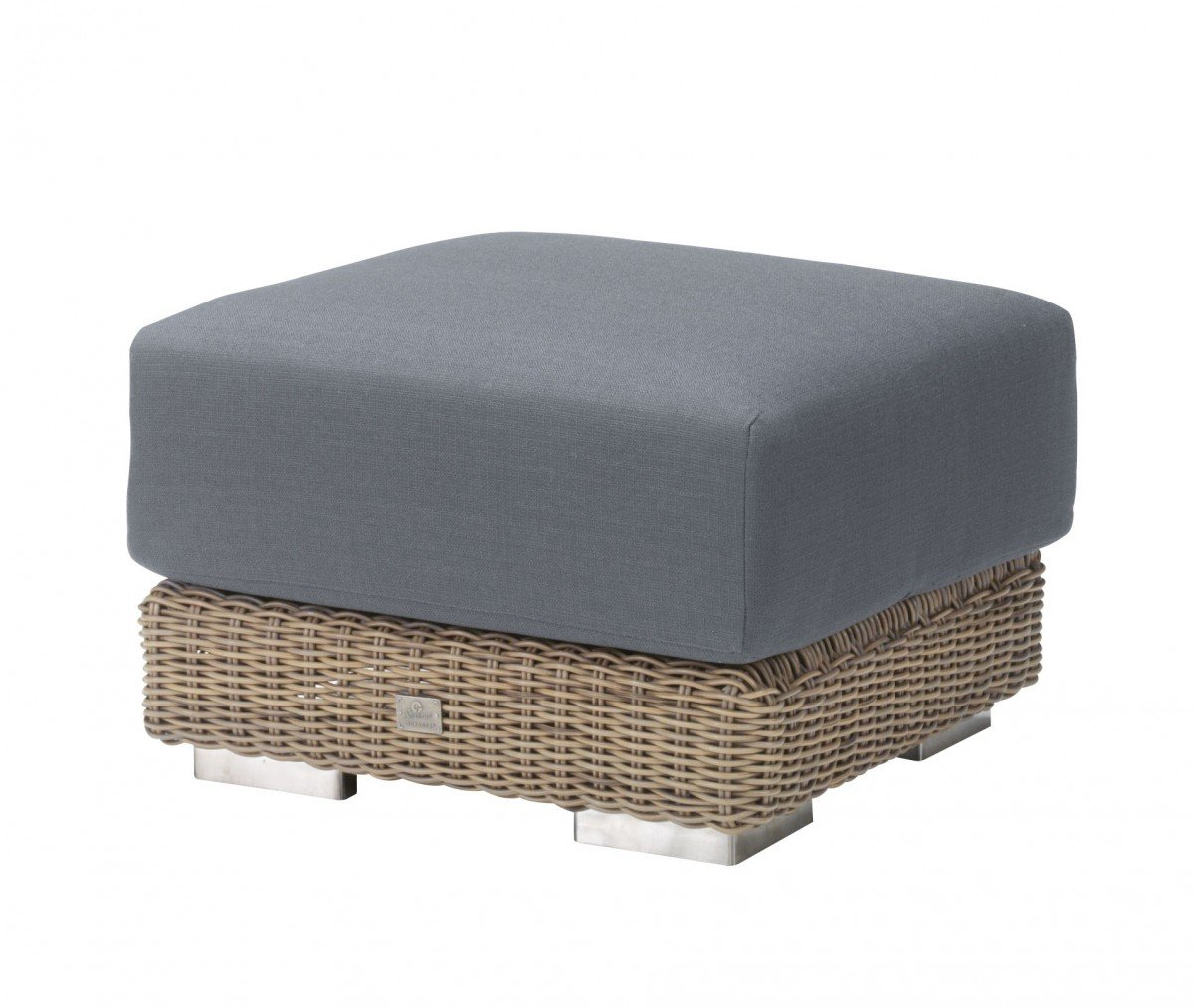 Hularo Serie Pure Footstool zum Loungesessel Kingston