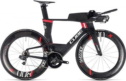 Bicicleta de triatlón Cube Aerium C: 68 SLT High carbon N Red ...