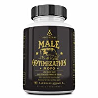 Mofo is Ancestral Supplements Male Optimization Formula W/Organs (Mofo) — Supports...