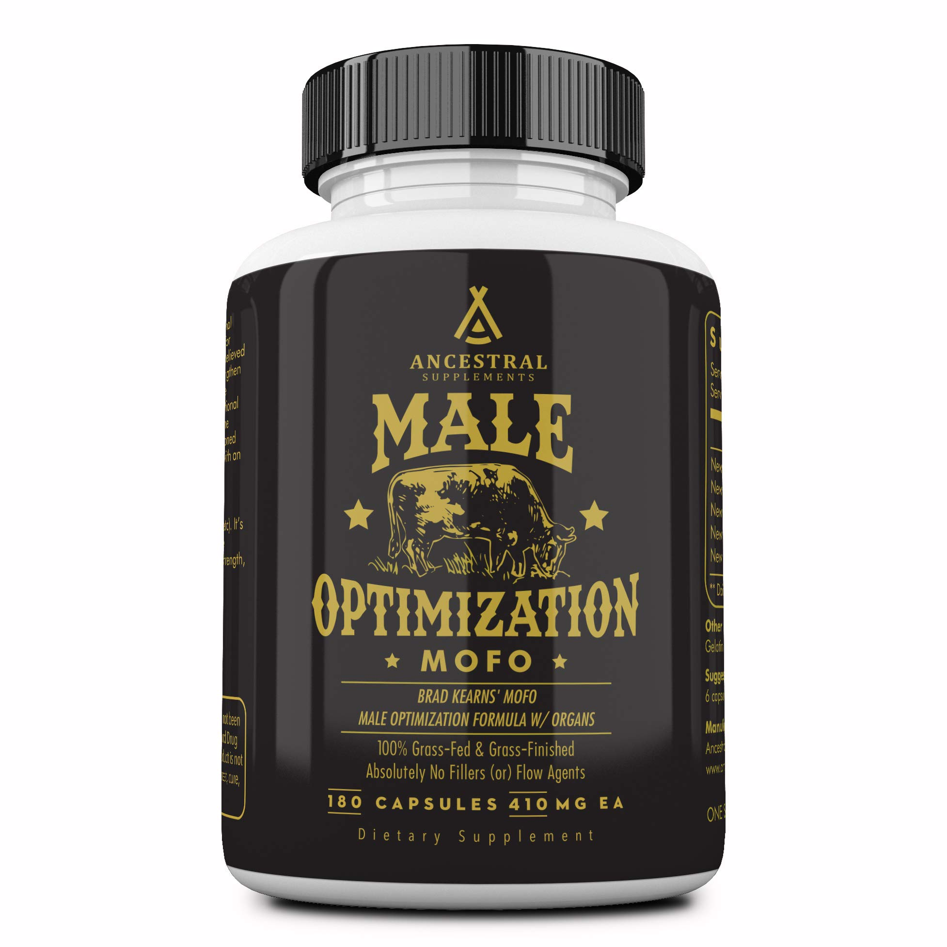Mofo is Ancestral Supplements Male Optimization Formula