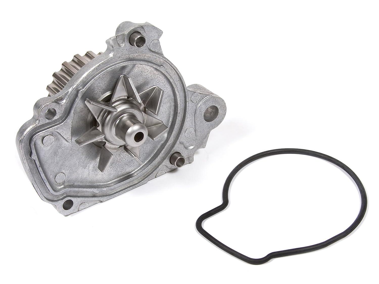 Evergreen TBK224VCT Fits Honda Civic EX SL 1.6 SOHC Timing Belt Kit Valve Cover Gasket Water Pump