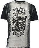 West Coast Choppers T-Shirt F. You Grey