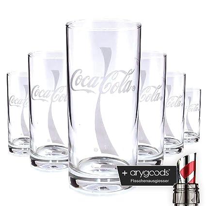 6 x Coca Cola 0,2 L Cristal/vasos, Amsterdam, S de
