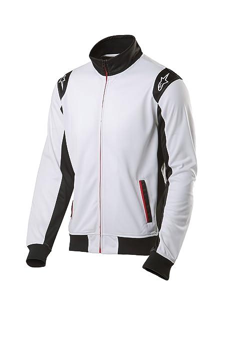 Alpinestars Mens Spa Track Jacket, White, ...