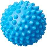 Loumet Spikey Massage Ball, Self Myofascial Release Tool, Great for Massaging Tight Muscles, Knots, and Tension, Trigger…