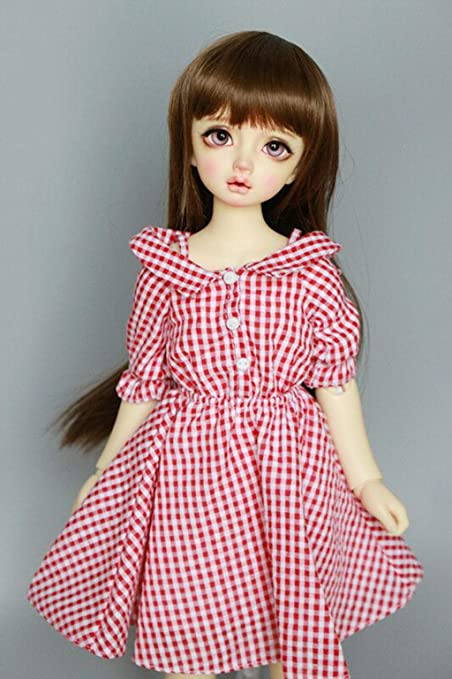3fac82b1d40 Image Unavailable. Image not available for. Color  HYCY BJD Doll Clothes ...